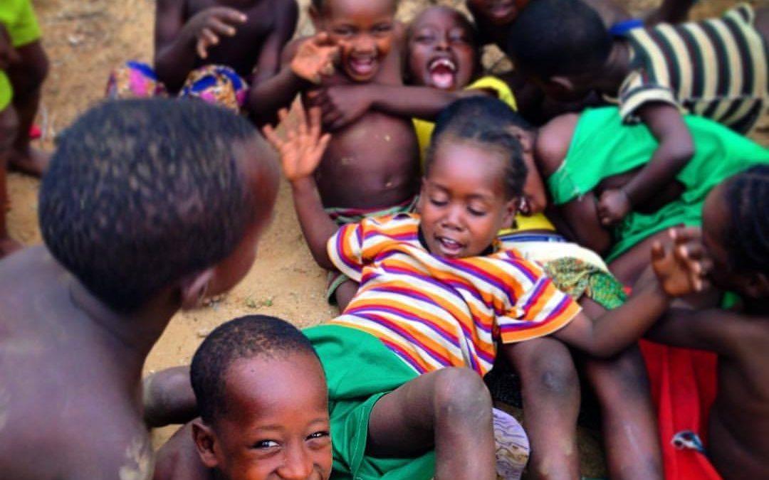 FOOTPRINTS IN AFRICA